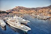 Morning in Monaco