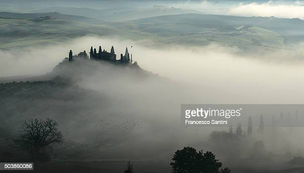 Morning in Val D' Orcia