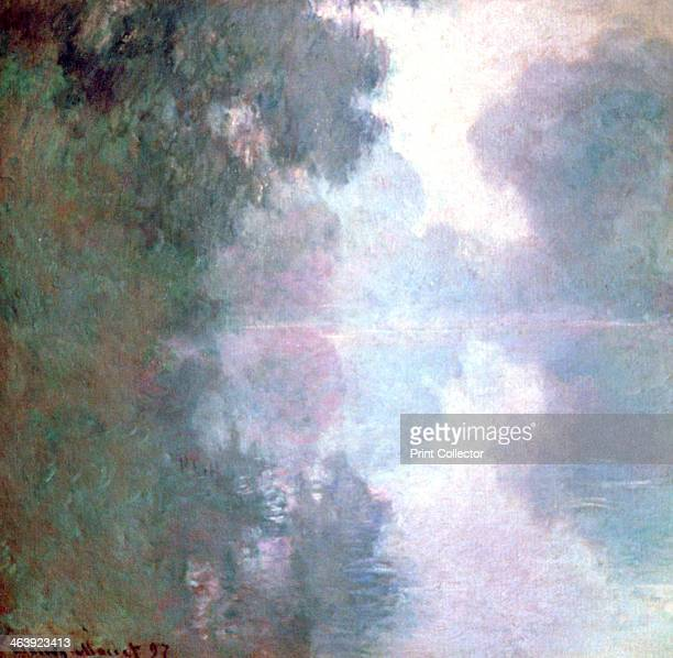 'Morning Mists' 1897 From a private collection