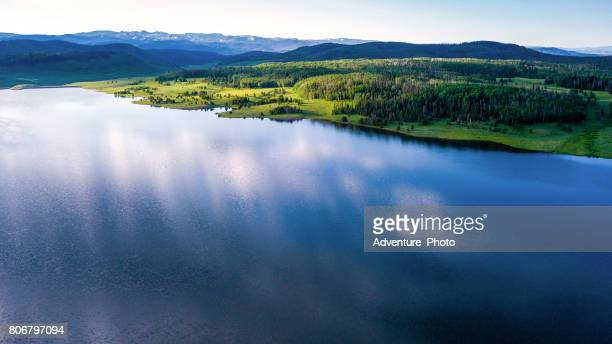 Morning Over Steamboat Lake