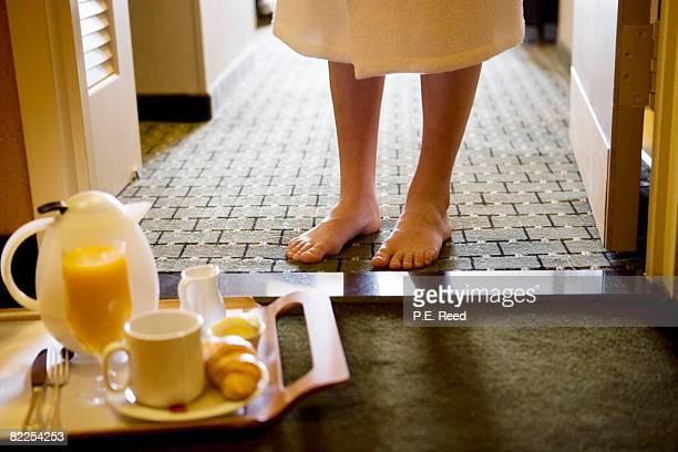 Morning Room Service