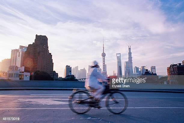 Morning Shanghai
