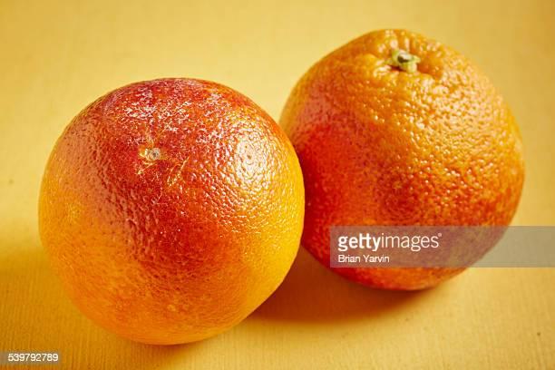Moro oranges