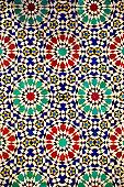 Moroccan mosaics