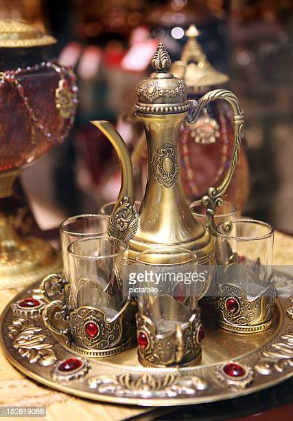 Moroccan Tea pot
