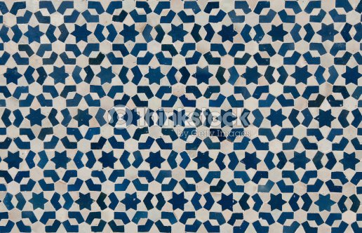 contexte marocain carrelage vintage photo thinkstock. Black Bedroom Furniture Sets. Home Design Ideas