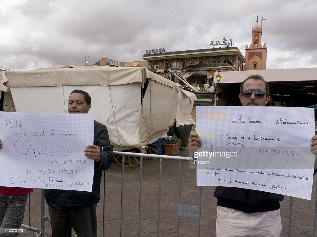 violence in sports in morocco They didn't authorize this protest in the capital this weekend which had been authorized in the past that's something the protesters can protest against and when that starts to happen, protests escalate.