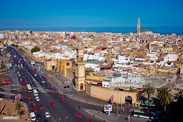 Morocco, Casablanca, Old Medina