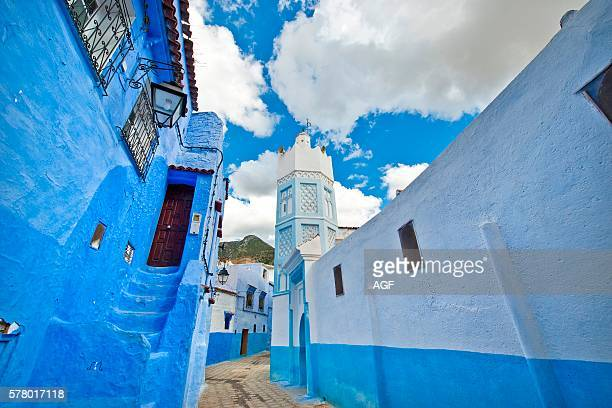 Morocco Chefchaouen Local Mosque