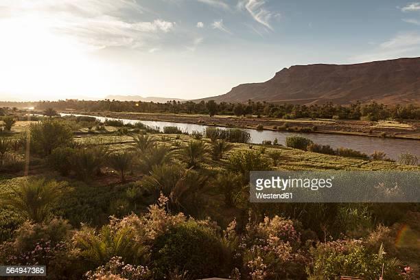 Morocco, Draa Valley between Oarzatate and Zagora