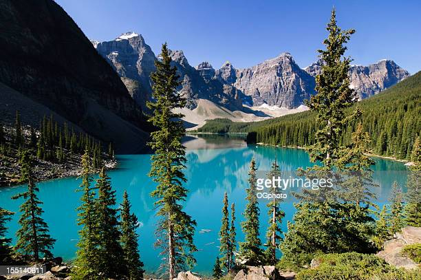 Morraine Lake, Banff National Park, Canada