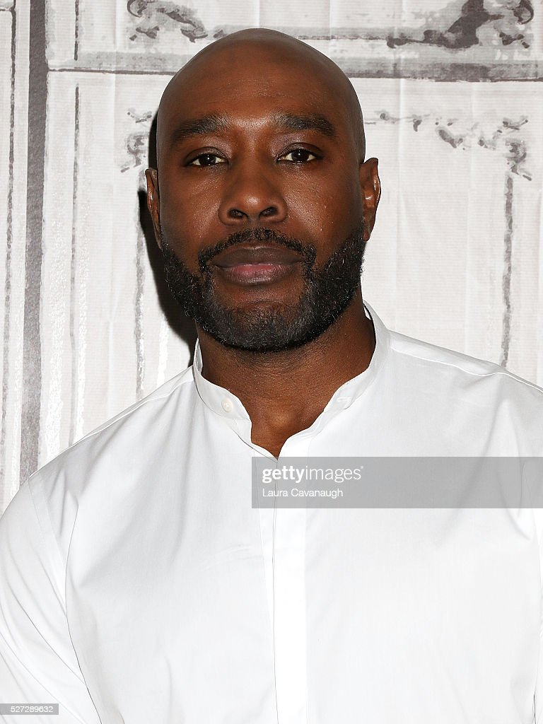 Morris Chestnut attends AOL Build Speaker Series to discuss 'Rosewood' at AOL Studios In New York on May 2, 2016 in New York City.