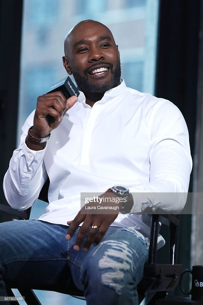 <a gi-track='captionPersonalityLinkClicked' href=/galleries/search?phrase=Morris+Chestnut&family=editorial&specificpeople=707699 ng-click='$event.stopPropagation()'>Morris Chestnut</a> attends AOL Build Speaker Series to discuss 'Rosewood' at AOL Studios In New York on May 2, 2016 in New York City.
