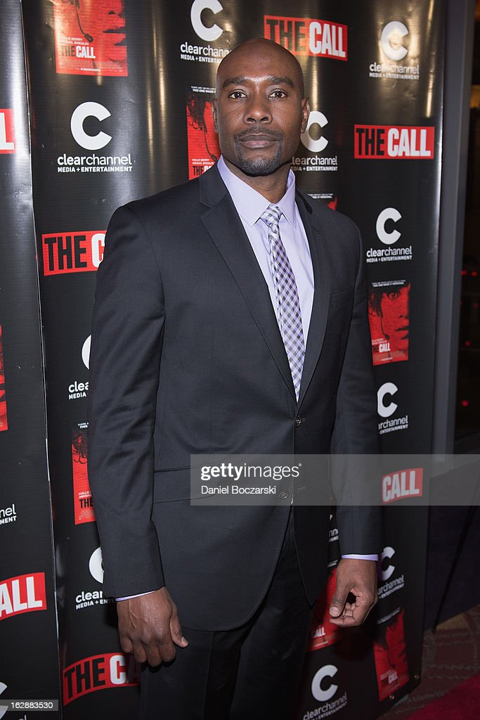 <a gi-track='captionPersonalityLinkClicked' href=/galleries/search?phrase=Morris+Chestnut&family=editorial&specificpeople=707699 ng-click='$event.stopPropagation()'>Morris Chestnut</a> attends 'The Call' premiere at Showplace Icon Theater on February 28, 2013 in Chicago, Illinois.