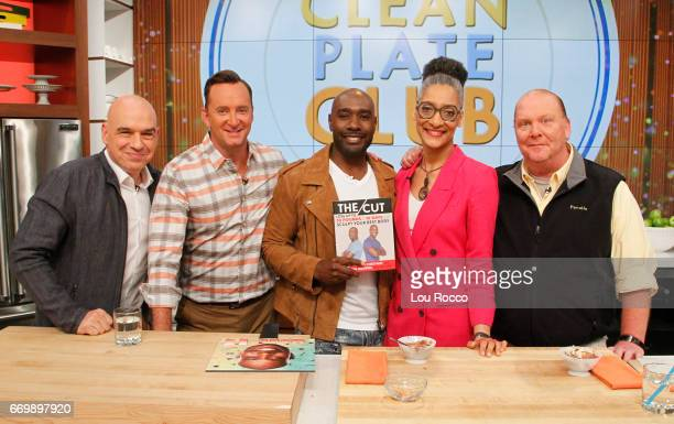 THE CHEW Morris Chestnut is the guest Tuesday April 18 2017 on ABC's 'The Chew' 'The Chew' airs MONDAY FRIDAY on the ABC Television Network BATALI