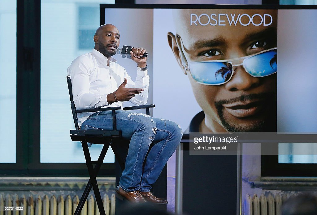 <a gi-track='captionPersonalityLinkClicked' href=/galleries/search?phrase=Morris+Chestnut&family=editorial&specificpeople=707699 ng-click='$event.stopPropagation()'>Morris Chestnut</a> of 'Rosewood' attends AOL Build Speaker Series at AOL Studios In New York on May 2, 2016 in New York City.