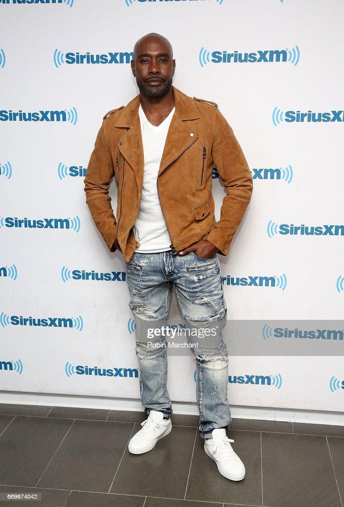 Celebrities Visit SiriusXM - April 18, 2017