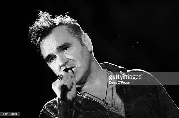 Morrissey live at The Coachella Festival USA 2009