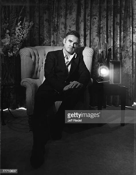 Morrissey Morrissey by Jeff Riedel Morrissey Entertainment Weekly May 21 2004 Los Angeles California