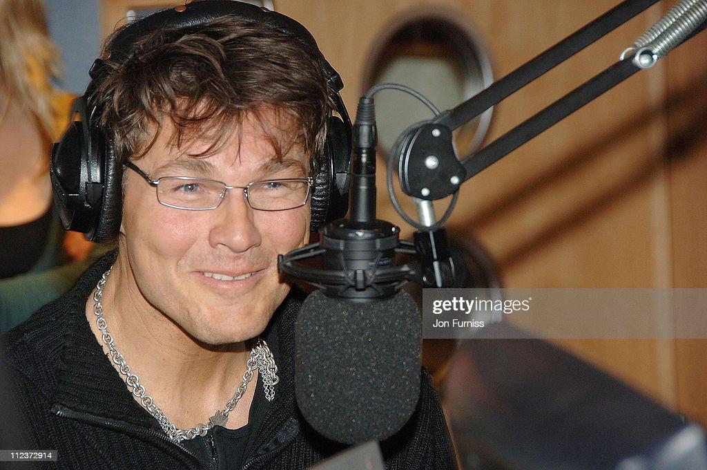 """A-Ha Visit Craig Doyle's """"Capital Radio Show"""" - April 1, 2006"""