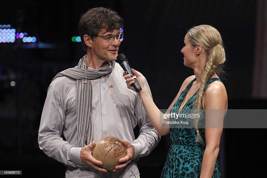 Clean Tech Media Award 2012