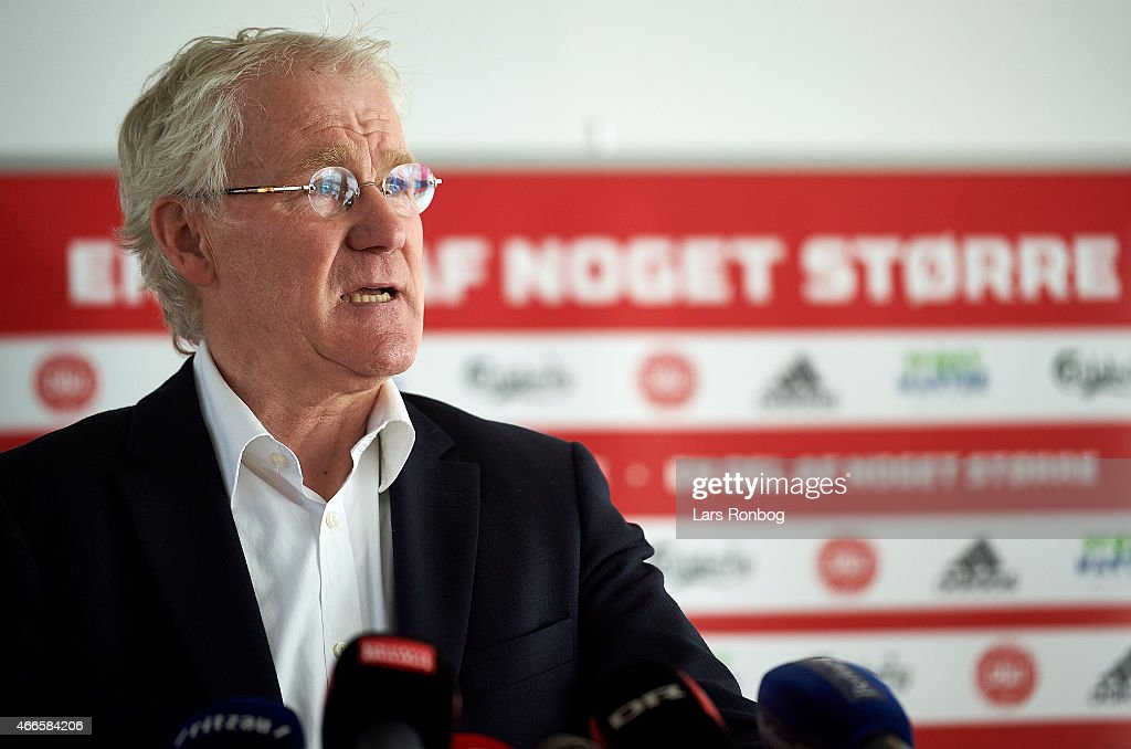 Danish FA DBU Press Conference