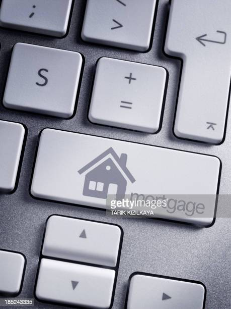 Mortgage button