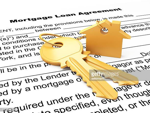 Mortgage Loan Agreement and Golden Keys