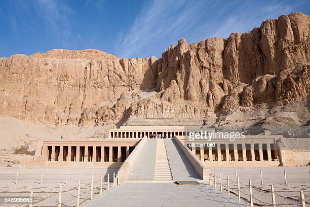 Mortuary Temple of Queen Hatshepsut Luxor Egypt