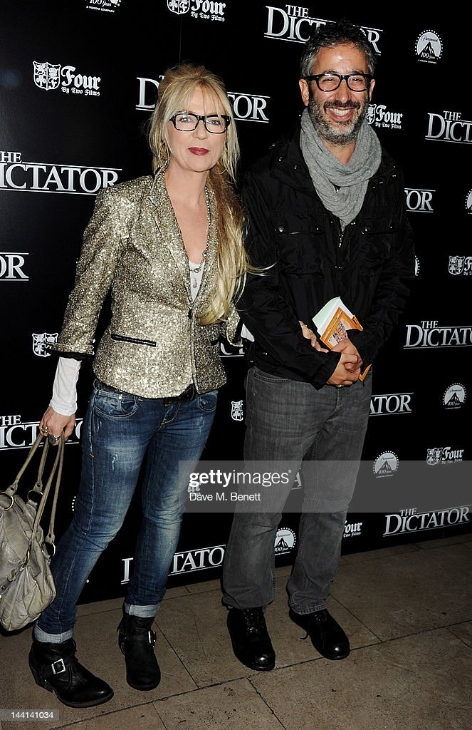 The Dictator - World Premiere - Inside Arrivals