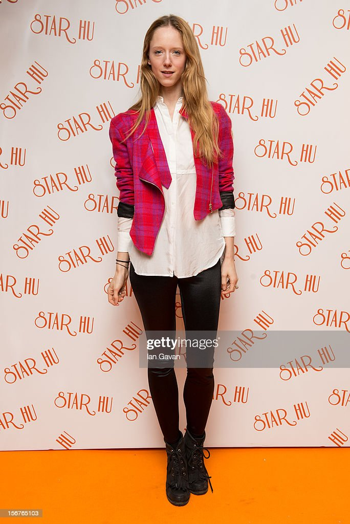 Morwenna Lytton Cobbold attends the Star Hu store launch party on November 20, 2012 in London, United Kingdom.