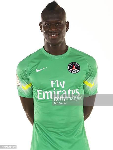 Mory N'DAW Portrait Officiel Paris Saint Germain Gavelle / PSG / Icon Sport/MB Media