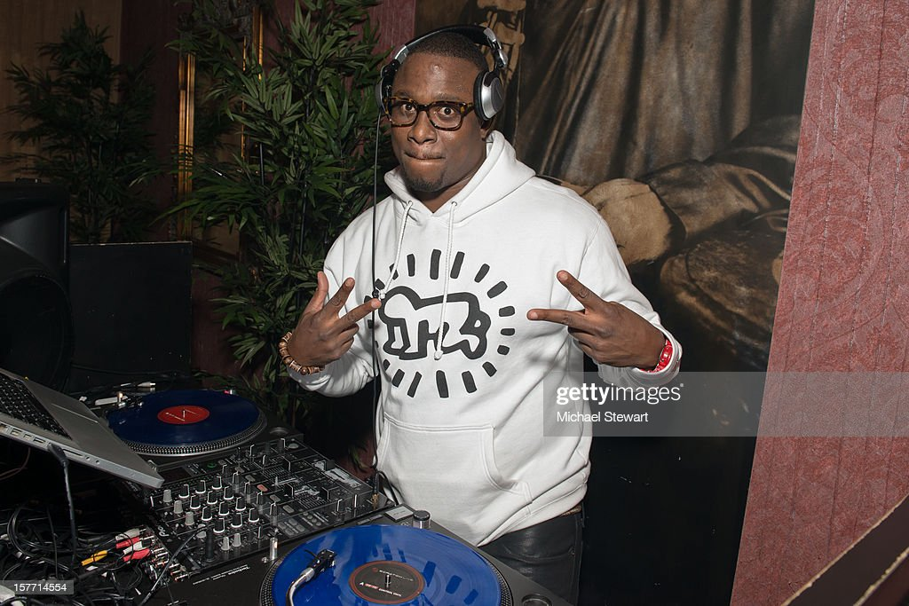 DJ Mos attends 'Baby I'm A Star' at Mister H on December 5, 2012 in New York City.