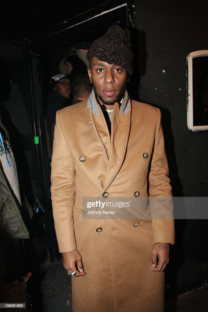 <a gi-track='captionPersonalityLinkClicked' href=/galleries/search?phrase=Mos+Def&family=editorial&specificpeople=206384 ng-click='$event.stopPropagation()'>Mos Def</a> attends the Roc-A-Fella Reunion at Gramercy Theatre on December 19, 2012 in New York City.
