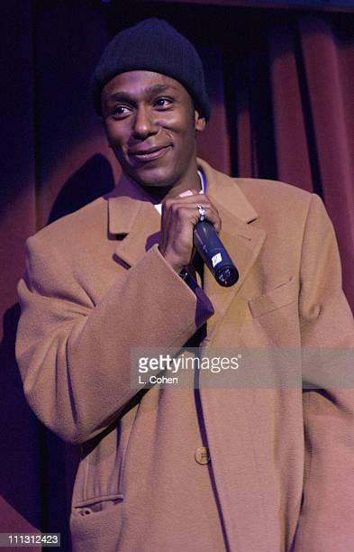 Mos Def during 2nd Annual Shortlist Music Awards Concert at Henry Fonda Theatre in Los Angeles California United States