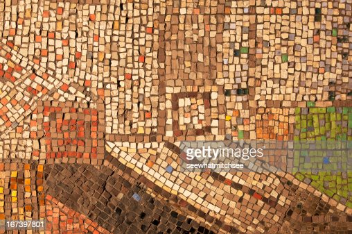 mosaik background : Stock Photo