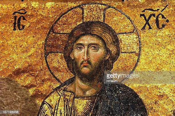 Mosaico de Jesus Cristo