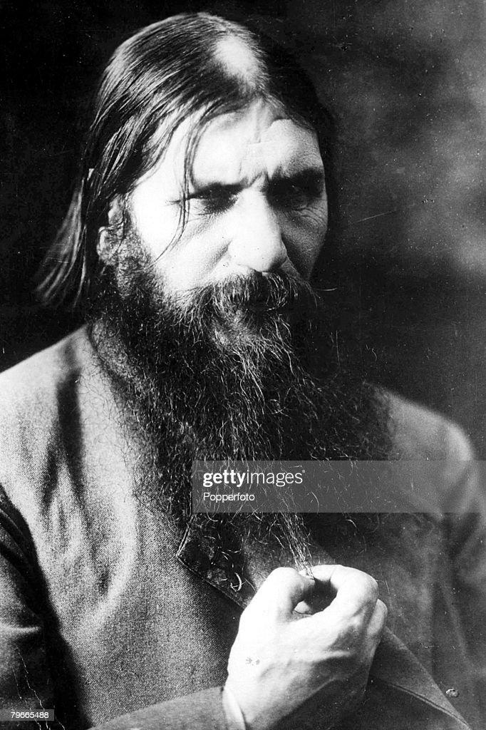 A biography of grigorii rasputin an influential russian