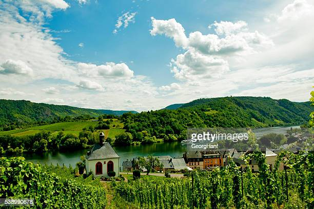 Moselle la campagne