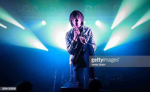 Moses performs at Camden Rocks Festival on JUNE 04 2016 in London England