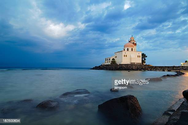 Mosque by Red Sea