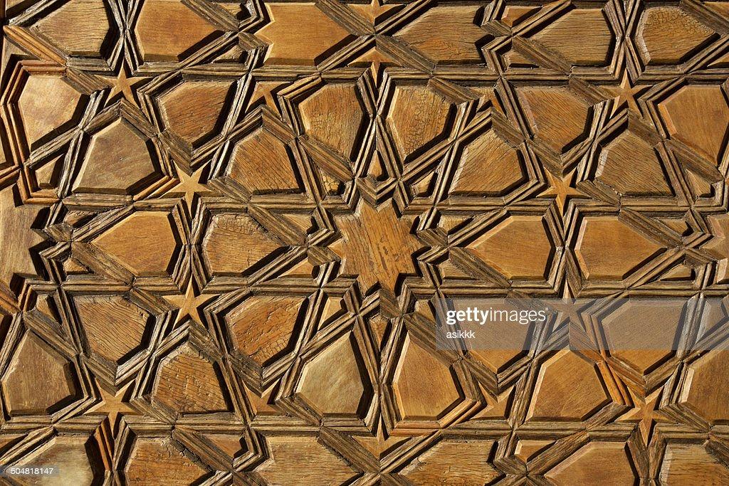Mosque Detail: Mosque Detail Photo