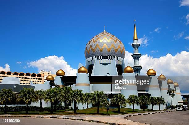 Mosque Dome, Borneo, Malaysia
