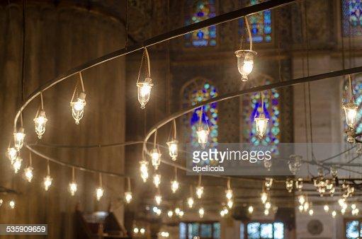 Mezquita en Estambul, Turquía : Foto de stock