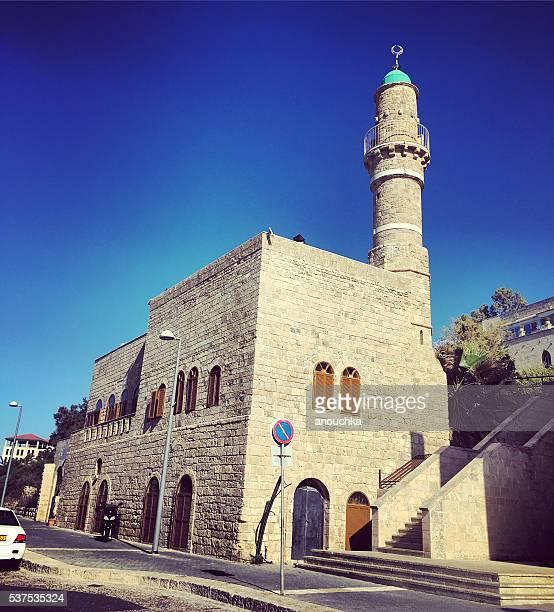 Moschee in der Altstadt von Jaffa, Tel Aviv, Israel