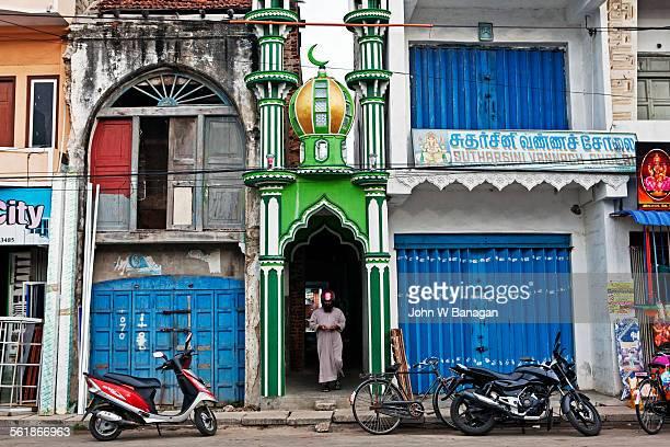 Mosque, Jaffna, Sri Lanka