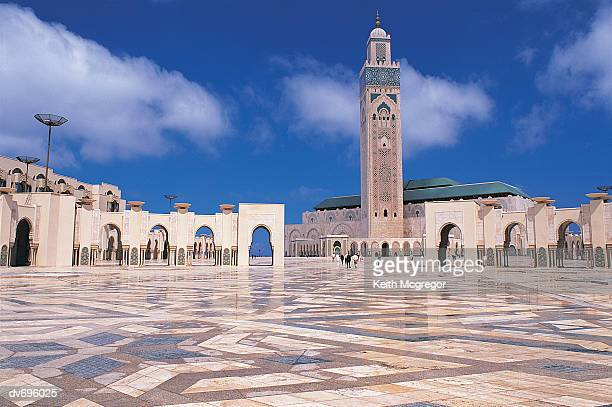 Mosque hassan ii stock photos and pictures getty images - Marocco casablanca ...