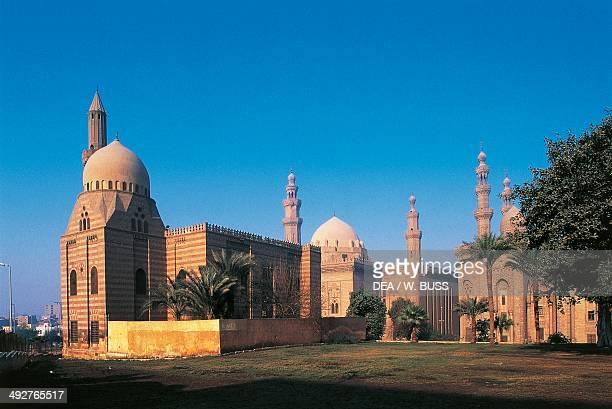 Mosquemadrassa of Sultan Hasan Cairo Egypt