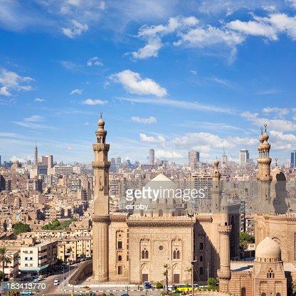 Mosque-Madrassa of Sultan Hassan ( Cairo )