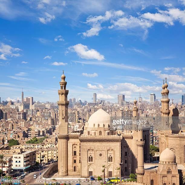 Moschea del Sultano Hassan-Madrassa (il Cairo